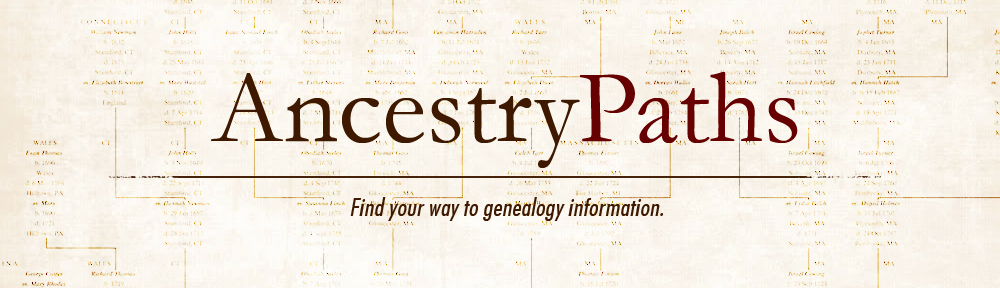 Ancestry Paths